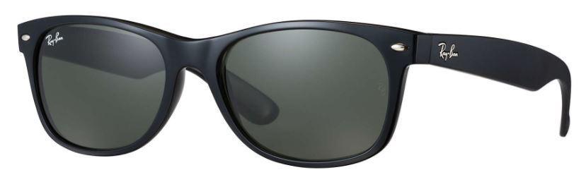 Ray-Ban Wayfarer Classic Green Classic G-15 Sunglasses RB2132 901 52-18 087ba43c1782