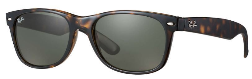 Ray-Ban   Wayfarer Green Classic G-15  Sunglasses RB2132 902 52-18