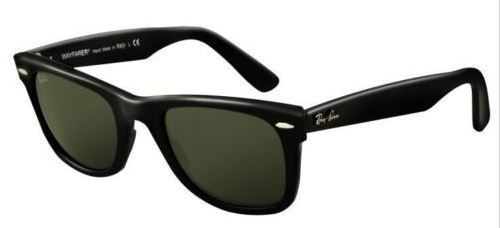 Ray-Ban   Original Wayfarer Classic  Sunglasses RB 2140 901S/05 50