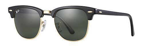 Ray-Ban   Clubmaster Classic Green Classic G-15  Sunglasses RB3016 W0365 49-21