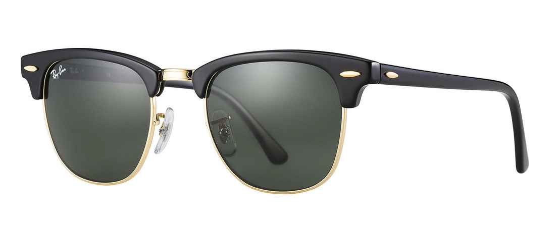 Ray-Ban   Clubmaster Classic  Sunglasses RB3016 W0365 51-21