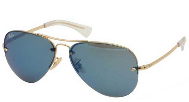 Ray-Ban     Sunglasses RB 3449 001/55 56