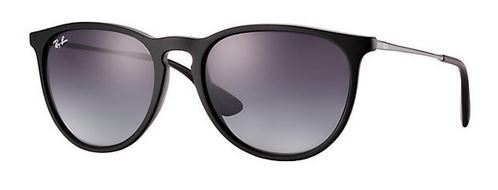 Ray-Ban   New Erika Classic Grey Radiant  Sunglasses RB4171-622/8G-54