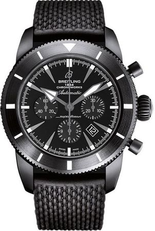 Breitling Superocean Heritage Chronograph Chronoworks Limited Edition Men's Watch SB0161E4/BE91-256S