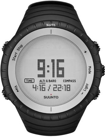 Suunto Core  Glacier Gray Unisex Watch SS016636000