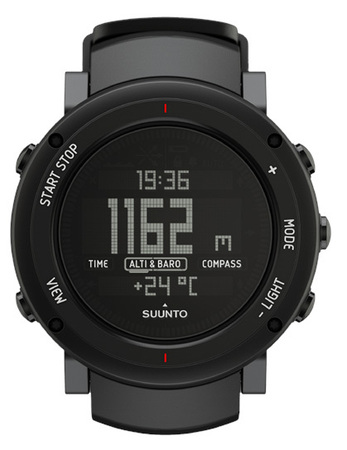 Suunto Core  Alu Deep Black Unisex Watch SS018734000