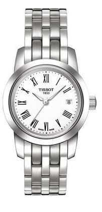 Tissot T-Classic Classic Dream  Women's Watch T033.210.11.013.00