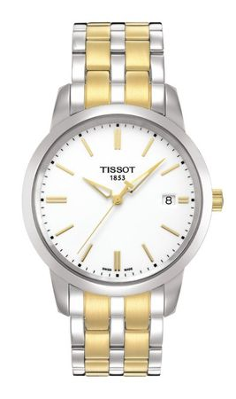 Tissot T-Classic Classic Dream Two Tone Men's Watch T033.410.22.011.01