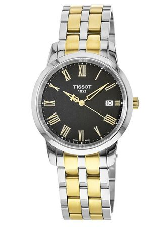 Tissot T-Classic Classic Dream Two Tone Men's Watch T033.410.22.053.01