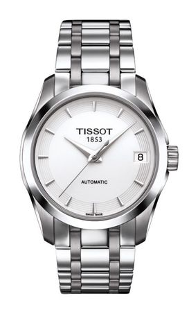 Tissot T-Trend Couturier  Women's Watch T035.207.11.011.00