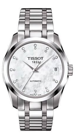 Tissot T-Trend Couturier  Women's Watch T035.207.11.116.00
