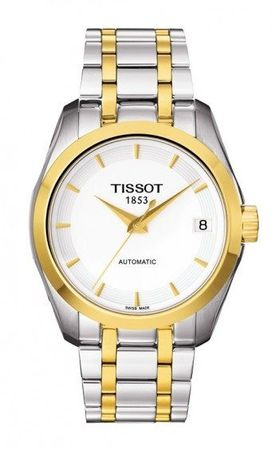 Tissot T-Trend Couturier  Women's Watch T035.207.22.011.00