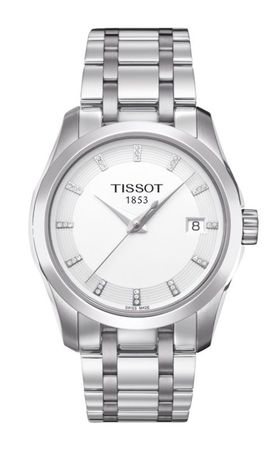 Tissot T-Trend Couturier  Women's Watch T035.210.11.016.00