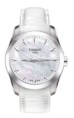 Tissot T-Trend Couturier Secret Date Women's Watch T035.246.16.111.00