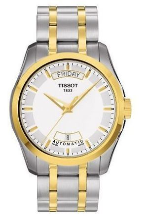 Tissot T-Trend Couturier  Men's Watch T035.407.22.011.00
