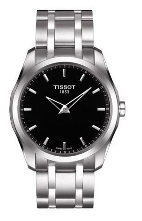 Tissot T-Trend Couturier Secret Date Men's Watch T035.446.11.051.00