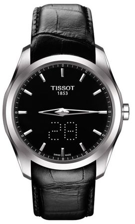 Tissot T-Trend Couturier Secret Date Men's Watch T035.446.16.051.00