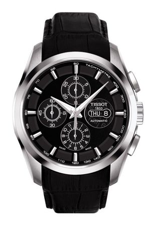 Tissot T-Trend Couturier  Men's Watch T035.614.16.051.00