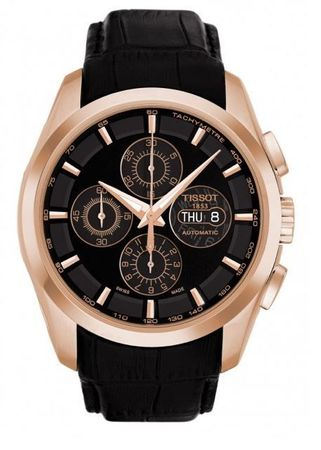 Tissot T-Trend Couturier  Men's Watch T035.614.36.051.00