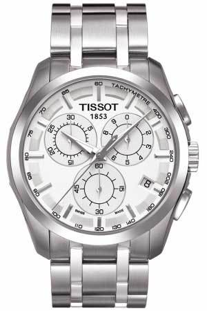 Tissot T-Trend Couturier  Men's Watch T035.617.11.031.00