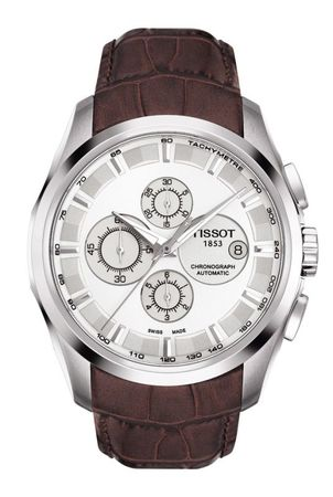 Tissot T-Trend Couturier  Men's Watch T035.627.16.031.00
