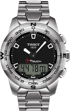 Tissot T-Touch II   Men's Watch T047.420.11.051.00