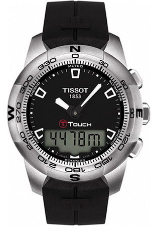Tissot T-Touch II   Men's Watch T047.420.17.051.00