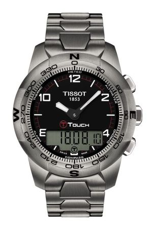 Tissot T-Touch II   Men's Watch T047.420.44.057.00