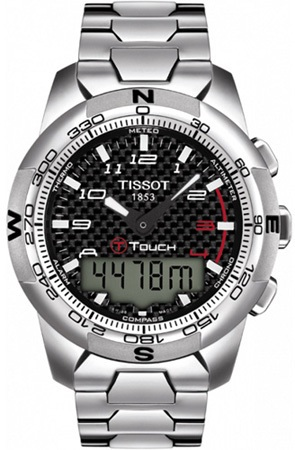 Tissot T-Touch II   Men's Watch T047.420.44.207.00