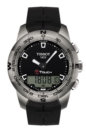 Tissot T-Touch II   Men's Watch T047.420.47.051.00