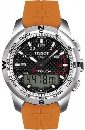 Tissot T-Touch II   Men's Watch T047.420.47.207.01