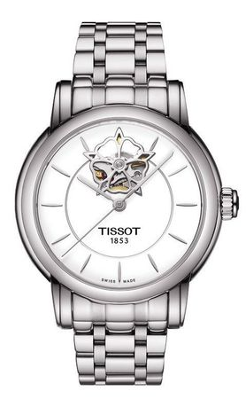 Tissot T-Classic Lady Heart Powermatic 81 Women's Watch T050.207.11.011.04
