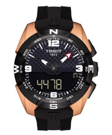 Tissot T-Touch Expert Solar NBA Special Edition Men's Watch T091.420.47.207.00