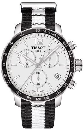 Tissot Quickster   Unisex Watch T095.417.17.037.11