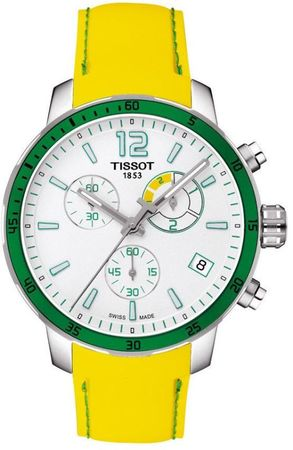 Tissot Quickster Football  Men's Watch T095.449.17.037.01