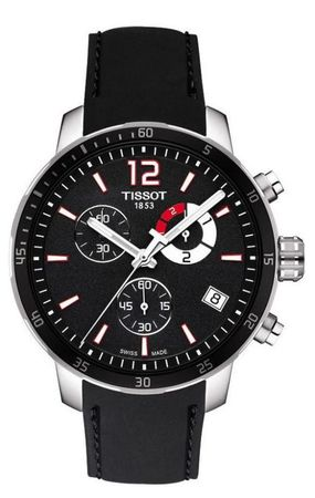 Tissot Quickster Football  Men's Watch T095.449.17.057.00