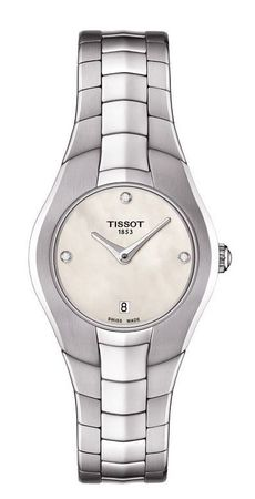 Tissot T-Trend T- Round  Women's Watch T096.009.11.116.00