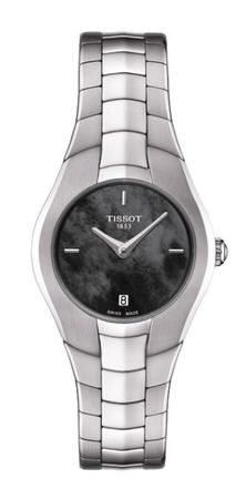Tissot T-Trend T- Round  Women's Watch T096.009.11.121.00