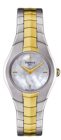 Tissot T-Trend T- Round  Women's Watch T096.009.22.111.00