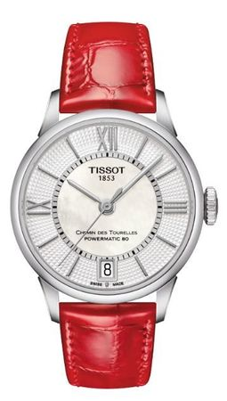 Tissot Chemin Des Tourelles   Women's Watch T099.207.16.118.00