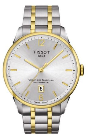 Tissot Chemin Des Tourelles   Men's Watch T099.407.22.037.00