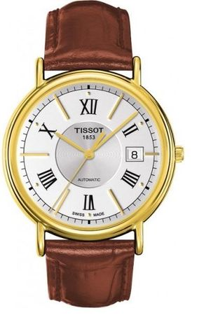 Tissot T-Classic Carson  Men's Watch T907.407.16.038.00