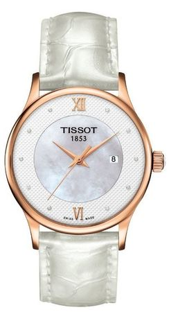 Tissot T-Gold Rose Dream  Women's Watch T914.210.76.116.00