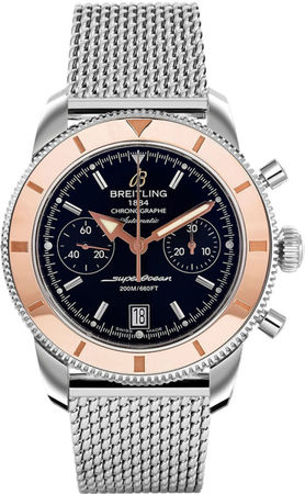 Breitling Superocean Heritage Chronograph  Men's Watch U2337012/BB81-154A