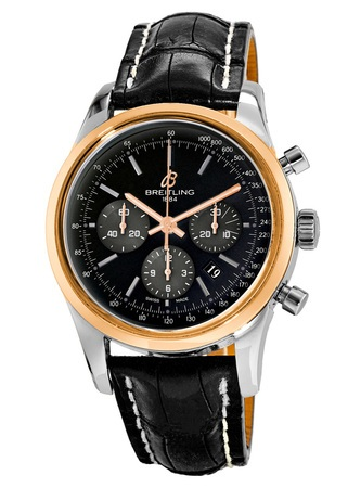 Breitling Transocean Chronograph  Men's Watch UB015212/BC74-744P
