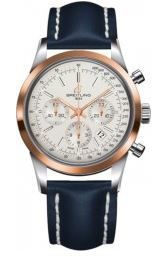 Breitling Transocean Chronograph  Men's Watch UB015212/G777-105X