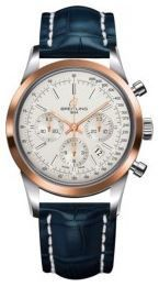 Breitling Transocean Chronograph  Men's Watch UB015212/G777-732P