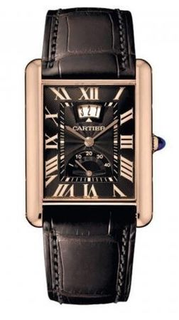 Cartier Tank Louis  Men's Watch W1560002