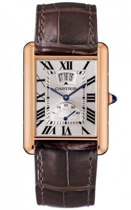 Cartier Tank Louis  Men's Watch W1560003