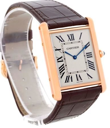 Cartier Tank Louis  Men's Watch W1560017